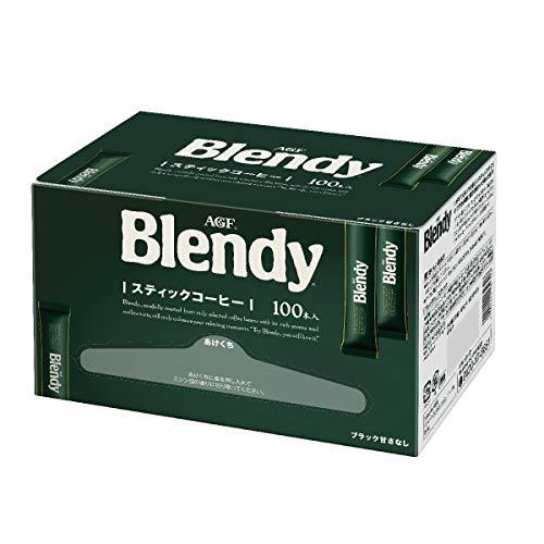 AGF  Blendy (ブレンディ) スティック 100本 B075KBXMGN 1枚目