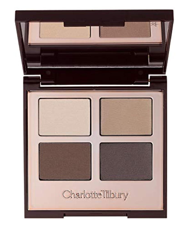 誇りに思う意味するチラチラするCHARLOTTE TILBURY Luxury Palette - The Sophisticate 5.2g