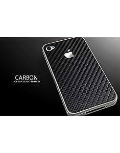 SPIGEN SGP アイフォン 4 / 4S スキンガード 【 カーボン 】 液晶保護シートセット for iPhone 4 / 4S 【 SGP06767 】