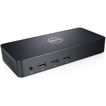 Dell ノートPC用ドッキングステーション USB3.0接続 4K対応 D3100