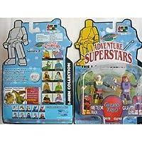 Hanna Barbera Galaxy Trio Adventure Suoerstars I-Men Collection [並行輸入品]