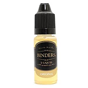 BINDERSビンダース 電子タバコ・VAPE用リキッド(国産) タバコ風味 オリジナル 11ml