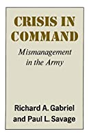 CRISIS IN COMMAND PA