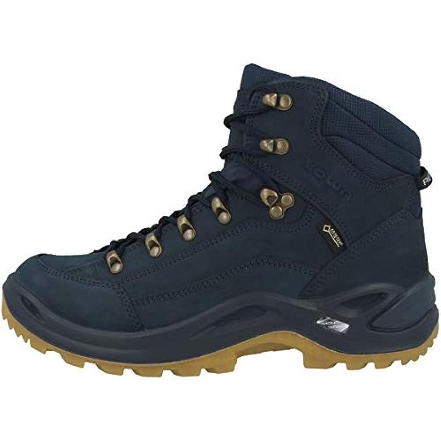 食べる予想するマエストロ(4 UK, Ocean) - Lowa Men's Renegade GTX Mid High Rise Hiking Boots Brown