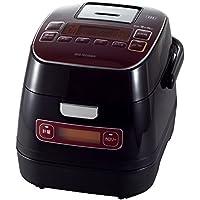 アイリスオーヤマ 炊飯器 IH 3合 銘柄量り炊き カロリー計算機能付き 米屋の旨み RC-IA32-R