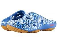 Keen(キーン) レディース 女性用 シューズ 靴 クロッグ ミュール Yogui Arts - Blue Raven Paisley 6 B - Medium [並行輸入品]
