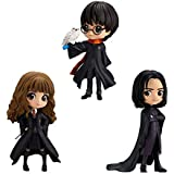 ハリー?ポッター Q posket Harry Potter-ⅡHermione Granger-ⅡSeverus Snape 通常カラー3種セット ハリーポッター ハーマイオニー セブルススネイプ