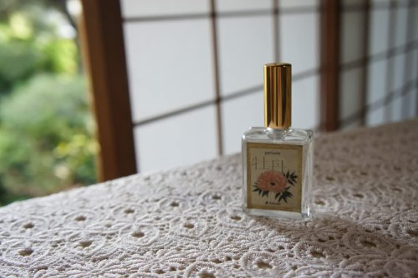 望むアルバム苦味和香水「リアル牡丹」 (牡丹-botan-)