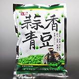 【まとめ買い・台湾スナック菓子】グリーンピース ニンニク味240g×6袋セット (蒜香青豆・Garlic Green Peas)