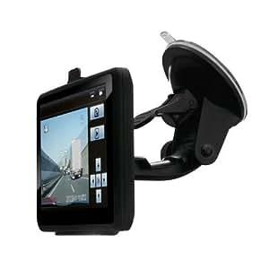 【2011年地図】 GPS ポータブル ナビゲーション 5インチ 液晶 タッチモニター ポータブルナビ ワンセグ 録画 Bluetooth AV-in 8GSD