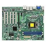 """Supermicro c7h61-l–マザーボード–ATX–lga1155ソケット–h61–2xギガビットLAN–オンボードグラフィックス( CPU必要な)–HDオーディオ( 8チャネル) """" Product Type :コンピュータコンポーネント/マザーボード"""""""