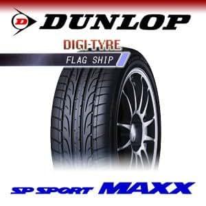 ダンロップ (DUNLOP) SPスポーツMAXX 245/35ZR19 93Y