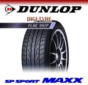 ダンロップ(DUNLOP) SP SPORT MAXX 215/45ZR17 91Y