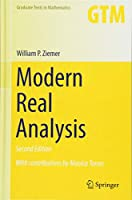 Modern Real Analysis (Graduate Texts in Mathematics)