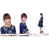【西潟茉莉奈】 公式生写真 NGT48 青春時計 封入特典 3種コンプ