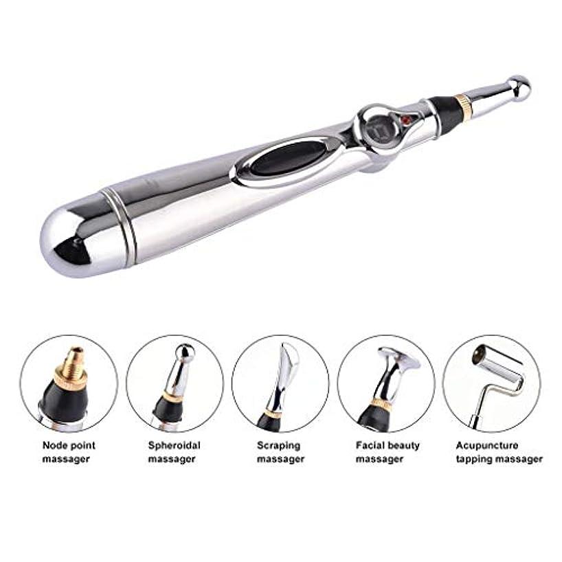 動トーン資格携帯用電子針, 型マッサージ電子鍼 電気パ, 鍼灸マッサージャー 足裏 棒 マッサージ, ツボ押し 電動マッサージペン ペン