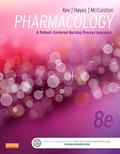 Download Pharmacology: A Patient-Centered Nursing Process Approach, 8e 1455751480
