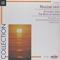 Liszt: Malediction - Fantasies: Lelio & The Ruins Of Athens by Various