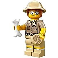 レゴ (LEGO)ミニフィギュア シリーズ13/古生物学者(Paleontologist) 71008-6