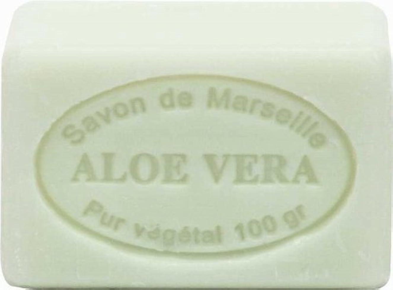 先生アラーム電子ル?シャトゥラール ソープ 100g アロエ SAVON 100
