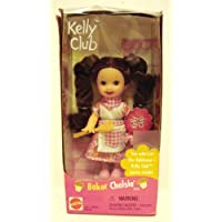 Barbie Kelly Doll - Baker Chelsie Doll (Kelly Club) by Mattel [並行輸入品]