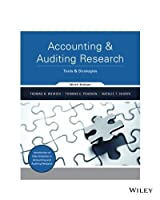 Accounting & Auditing Research: Tools & Strategies 9th Edition: Tools & Strategies [並行輸入品]