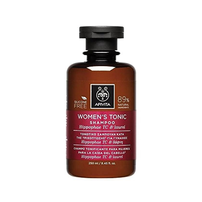 揮発性チャップ束アピヴィータ Women's Tonic Shampoo with Hippophae TC & Laurel (For Thinning Hair) 250ml [並行輸入品]