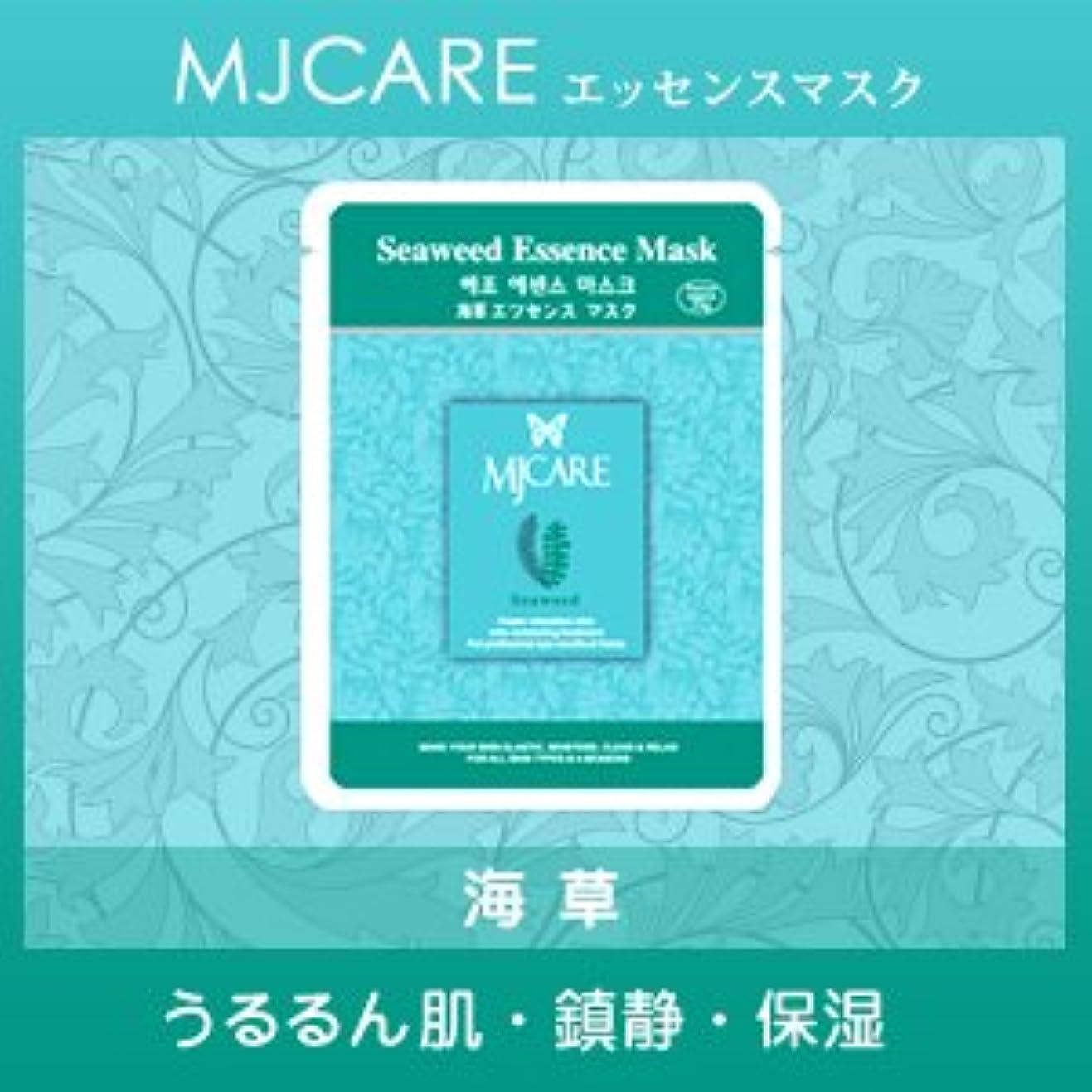 リーン邪魔する仮定するMJCARE (エムジェイケア) 海草 エッセンスマスク