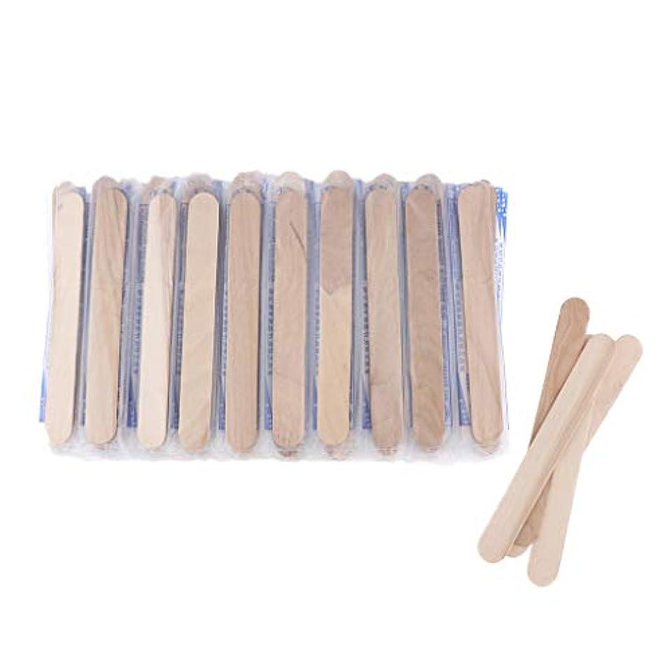 ボンド集中リンクウッドスパチュラ 脱毛 ブラジリアンワックス スパチュラ 木製 脱毛ワックス塗布
