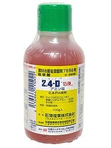 石原バイオサイエンス 除草剤 2.4-Dアミン塩 100g (石原)