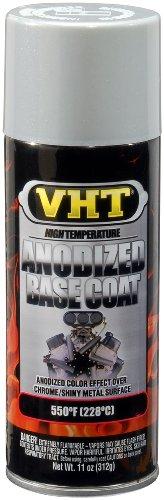 VHT ( ブイエイチティ ) アルマイトコートスプレー 325ml ベースコート(シルバー) SP453 (並行輸入品)【HTRC2.1】
