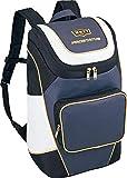 ゼット(ZETT) 野球 デイパック プロステイタス 容量:約40L ダークネイビー/ホワイト BAP420