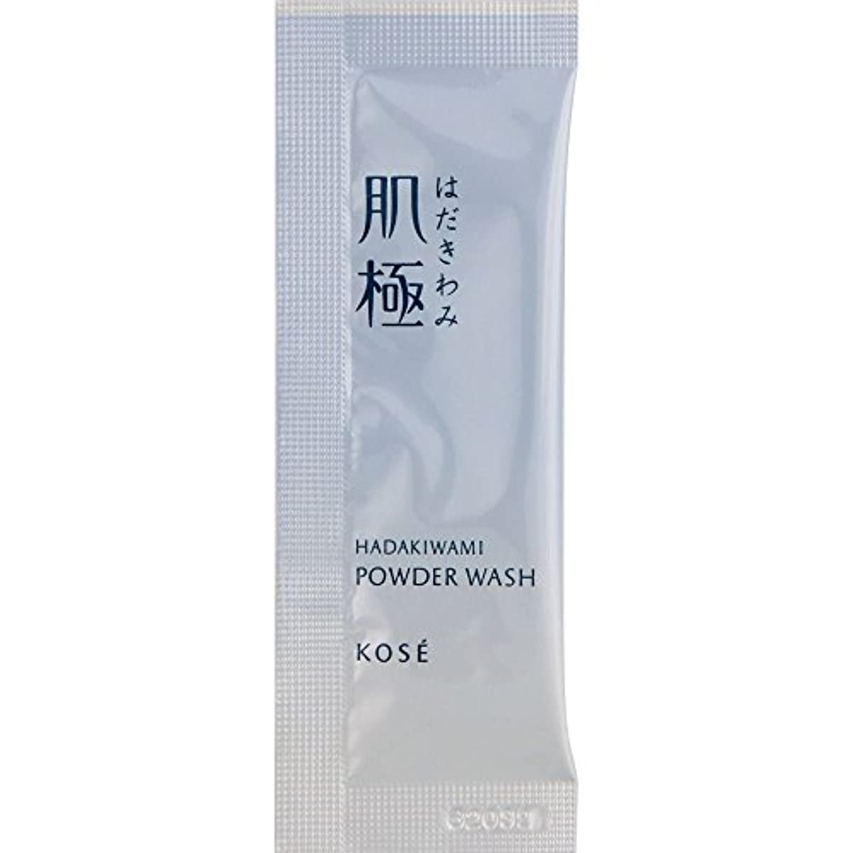 キモいカカドゥマトリックス肌極 はだきわみ つるすべ素肌洗顔料 0.4g*32包