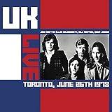 Live Toronto, June 26th 1978