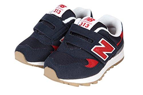 (ニューバランス)new balance 子供 ベビー キッズスニーカー/シューズ靴 14cm ネイビー