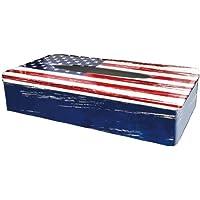 ビートルズ ブリキティッシュケース レトロ USA 20690