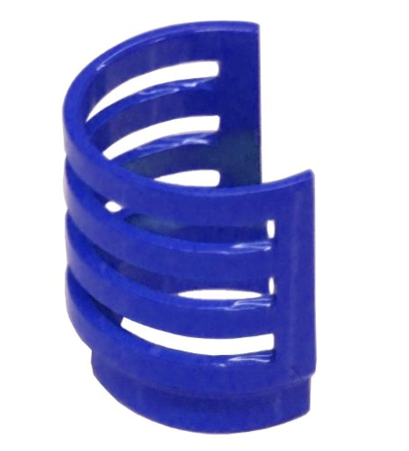 妊娠した人口シュガーマーベラス オイルライター 風防 L-Type用 ブルー