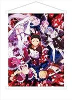 Re:ゼロから始める異世界生活 rezero Re0 B2タペストリー 約730mm×520mm,58837