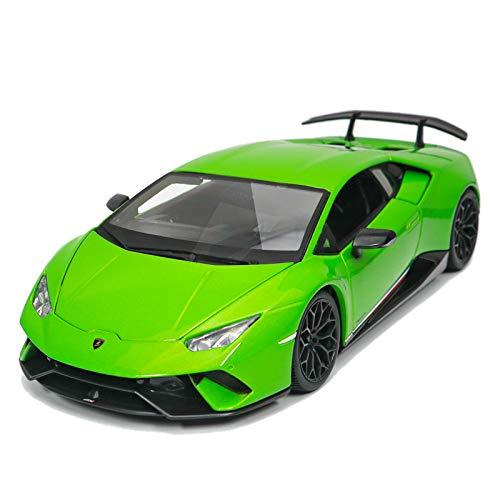 マイスト 1/18 ランボルギーニ ウラカン ペルフォルマンテ Maisto 1/18 Lamborghini Huracán Performante レース スポーツカー ダイキャストカー Diecast Model ミニカー