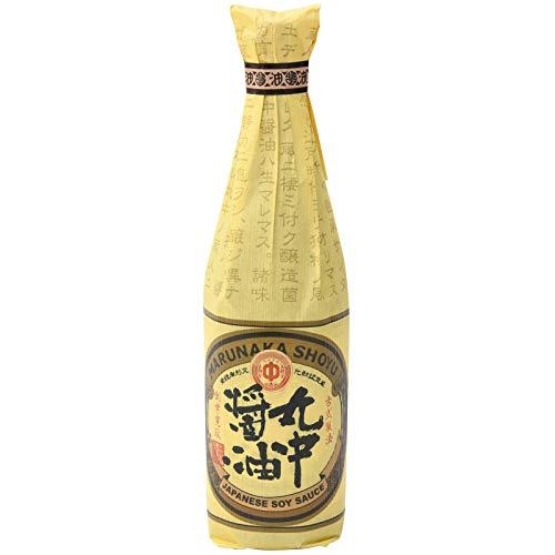 丸中醤油『丸中醸造醤油』