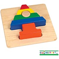 Guidecraft Primary Tree Puzzle [並行輸入品]