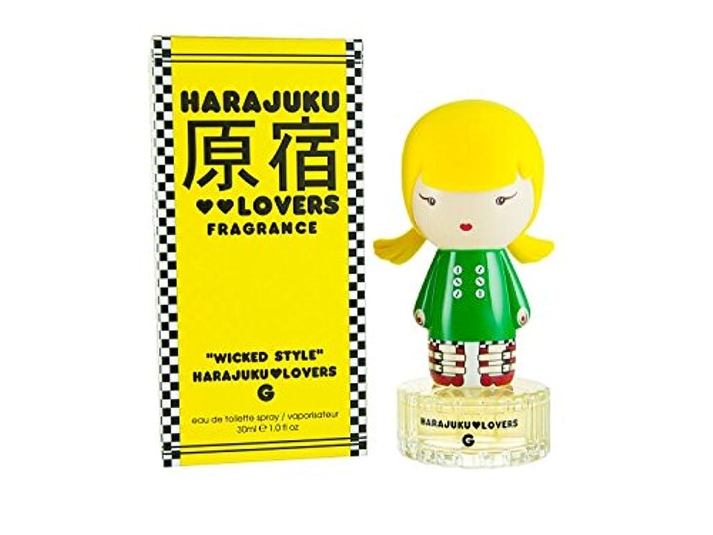 休憩する公平なできないグウェン ステファニー Harajuku Lovers G オードトワレ 30ml