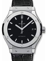 ウブロ HUBLOT クラシックフュ-ジョン チタニウム 542.NX.1171.LR 新品 腕時計 メンズ [並行輸入品]