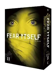 FEAR ITSELF SPECIAL DVD BOX Vol.Ⅱ