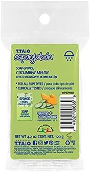 T.TAiO Esponjabon Hydrating Cucumber-Melon