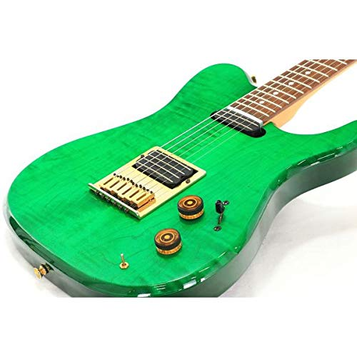 Peavey/Cropper Classic Green Transparent ピーヴィー