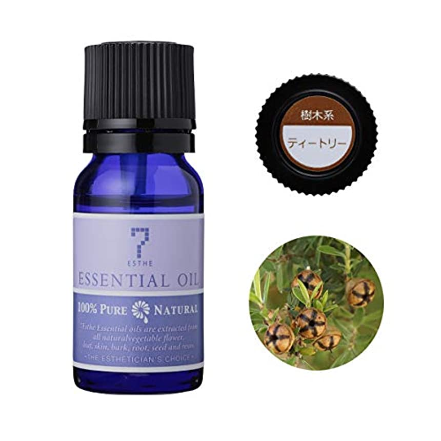 一貫した応用香ばしい7エステ エッセンシャルオイル ティートリー 10ml アロマオイル 精油
