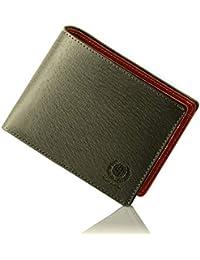 TOMMY JONSON 財布 日本の上質な革を使用した ジャパンレザー 軽量 メンズ 二つ折り ピッグスキン