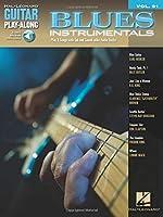 Blues Instrumentals (Hal Leonard Guitar Play-Along)