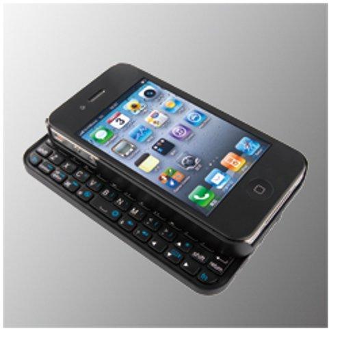 Bluetooth対応キーボード付き「iPhone 4」ケース(BSKBB07)